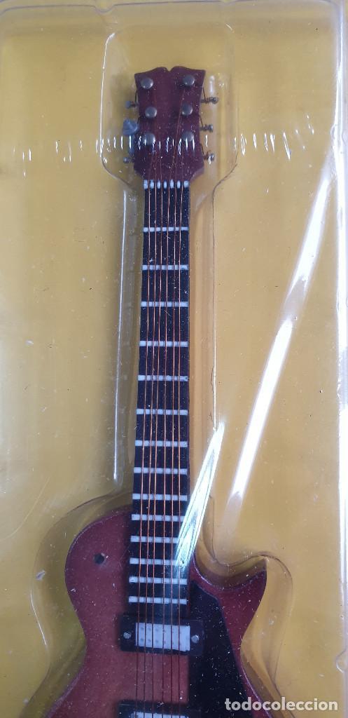 Instrumentos musicales: GUITARRA-COLECCIONISTA-JIMMY PAGE-TAMAÑO-VER FOTOS-COLECCIONABLE-SALVAT-CLASICO-SIN FASCICULO - Foto 7 - 219409887