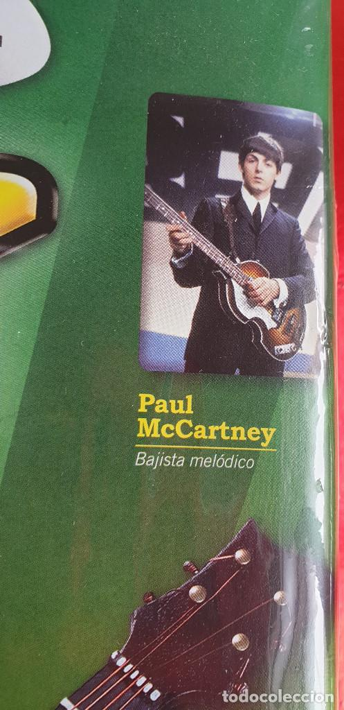 Instrumentos musicales: GUITARRA-COLECCIONISTA-PAUL MCCARTNEY-TAMAÑO-VER FOTOS-COLECCIONABLE-SALVAT-CLASICO-SIN FASCICULO - Foto 2 - 219410325