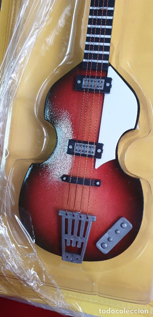 Instrumentos musicales: GUITARRA-COLECCIONISTA-PAUL MCCARTNEY-TAMAÑO-VER FOTOS-COLECCIONABLE-SALVAT-CLASICO-SIN FASCICULO - Foto 4 - 219410325