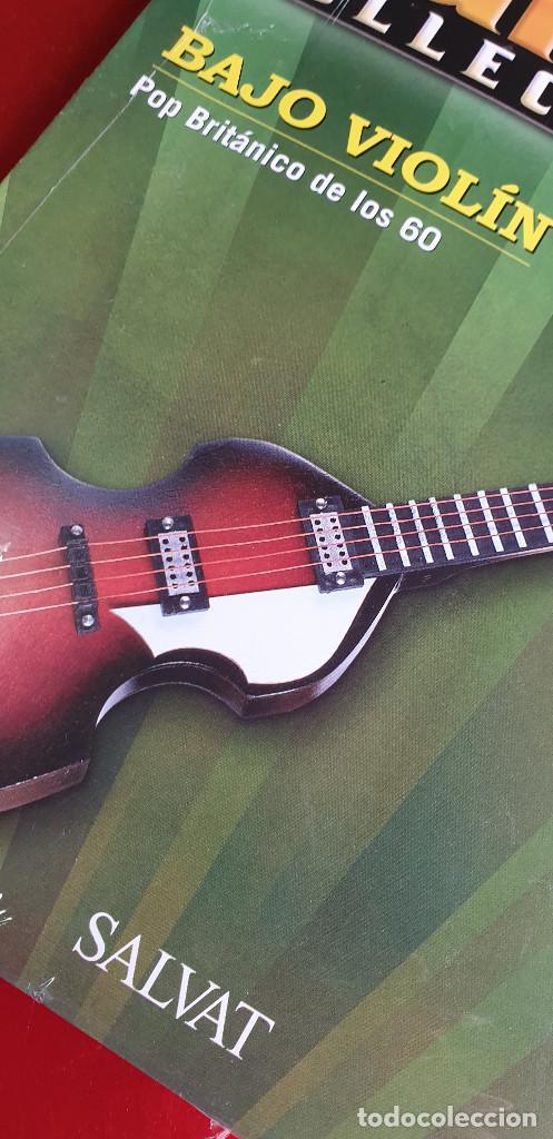 Instrumentos musicales: GUITARRA-COLECCIONISTA-PAUL MCCARTNEY-TAMAÑO-VER FOTOS-COLECCIONABLE-SALVAT-CLASICO-SIN FASCICULO - Foto 5 - 219410325
