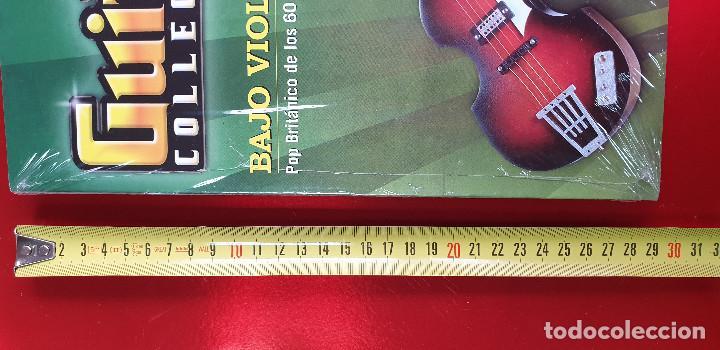 Instrumentos musicales: GUITARRA-COLECCIONISTA-PAUL MCCARTNEY-TAMAÑO-VER FOTOS-COLECCIONABLE-SALVAT-CLASICO-SIN FASCICULO - Foto 7 - 219410325