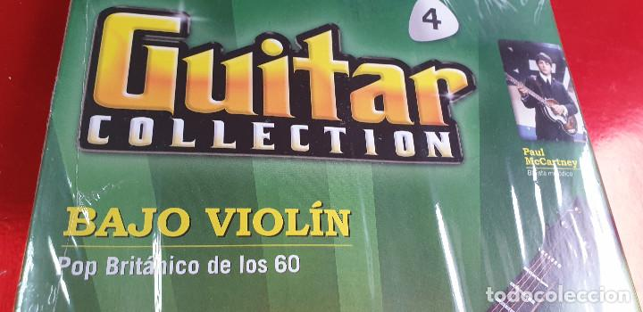 Instrumentos musicales: GUITARRA-COLECCIONISTA-PAUL MCCARTNEY-TAMAÑO-VER FOTOS-COLECCIONABLE-SALVAT-CLASICO-SIN FASCICULO - Foto 9 - 219410325