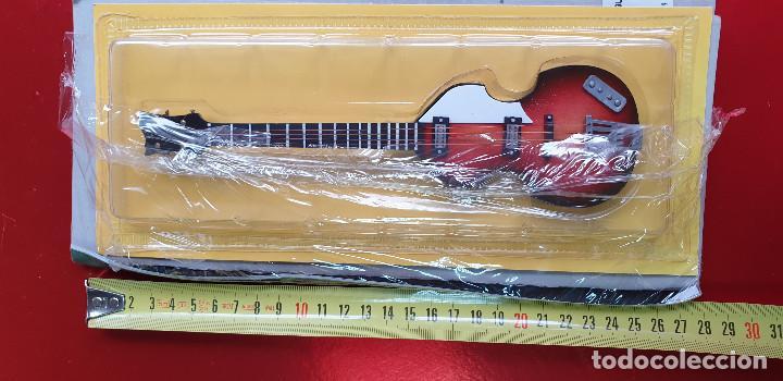 Instrumentos musicales: GUITARRA-COLECCIONISTA-PAUL MCCARTNEY-TAMAÑO-VER FOTOS-COLECCIONABLE-SALVAT-CLASICO-SIN FASCICULO - Foto 11 - 219410325