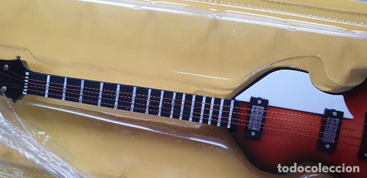 Instrumentos musicales: GUITARRA-COLECCIONISTA-PAUL MCCARTNEY-TAMAÑO-VER FOTOS-COLECCIONABLE-SALVAT-CLASICO-SIN FASCICULO - Foto 13 - 219410325