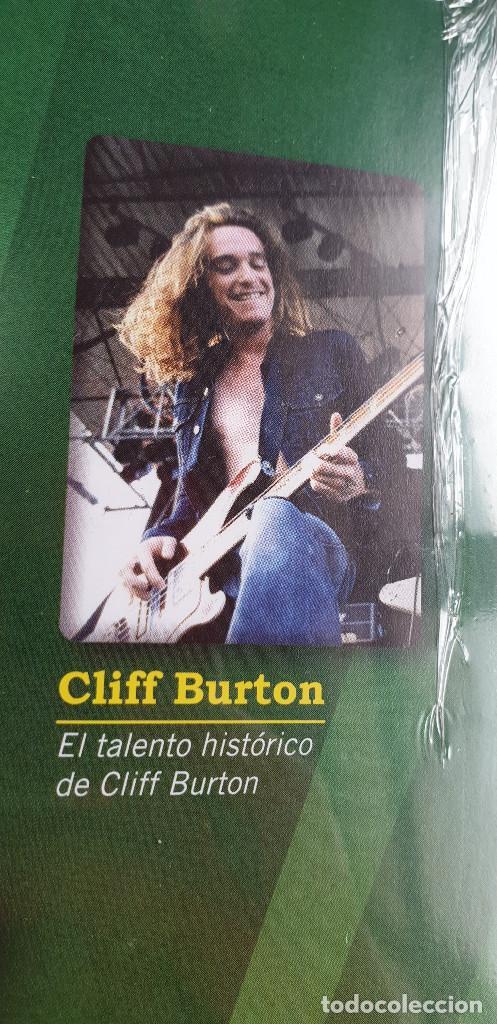 Instrumentos musicales: GUITARRA-COLECCIONISTA-CLIFF BURTON-TAMAÑO-VER FOTOS-COLECCIONABLE-SALVAT-CLASICO-SIN FASCICULO - Foto 2 - 219411757