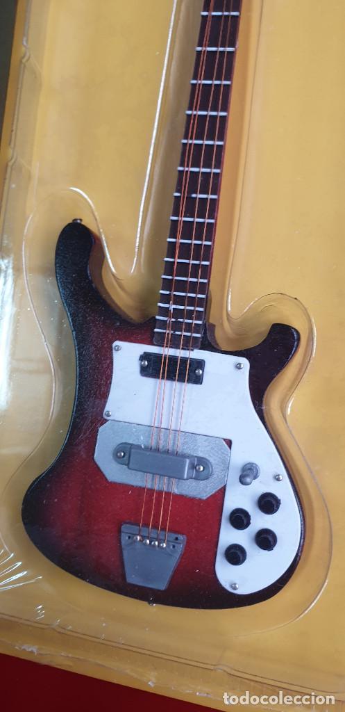 Instrumentos musicales: GUITARRA-COLECCIONISTA-CLIFF BURTON-TAMAÑO-VER FOTOS-COLECCIONABLE-SALVAT-CLASICO-SIN FASCICULO - Foto 5 - 219411757