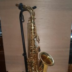 Instrumentos musicales: SAXOFON YAMAHA YAS 62 MADE IN JAPAN EN BUEN ESTADO CON EXTRAS Y CAJA. Lote 219476286