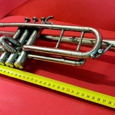 Instrumentos musicales: TROMPETA ANTIGUA. Lote 219629282