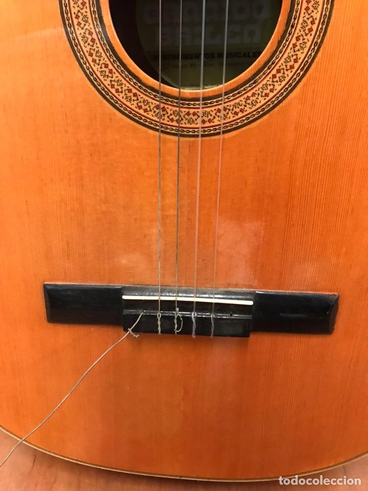 Instrumentos musicales: GUITARRA GARRIDO BAILÉN - Foto 5 - 219835586