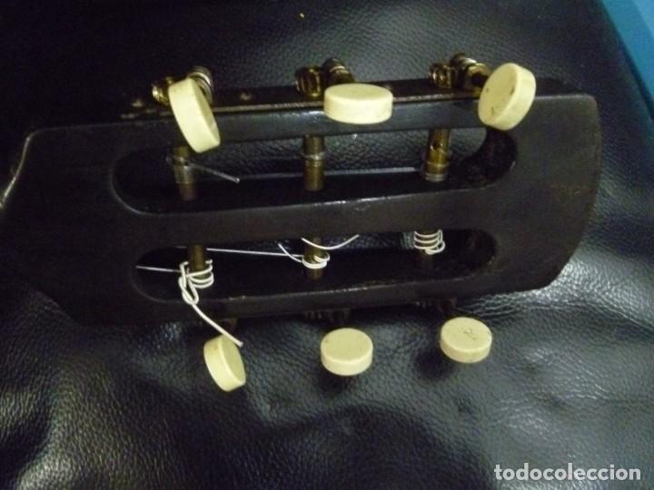 Instrumentos musicales: Guitarra centenaria alemana Ton Meister - Foto 10 - 219886173