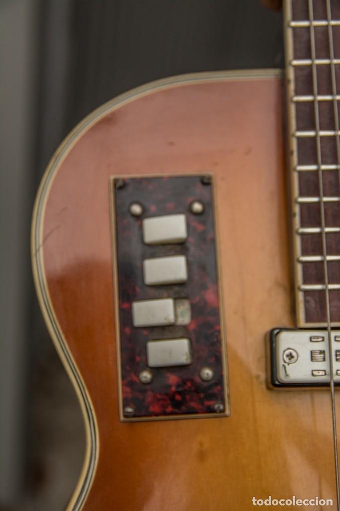 Instrumentos musicales: guitarra EKO - Foto 2 - 219887833