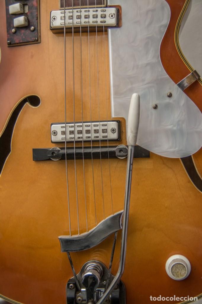 Instrumentos musicales: guitarra EKO - Foto 3 - 219887833