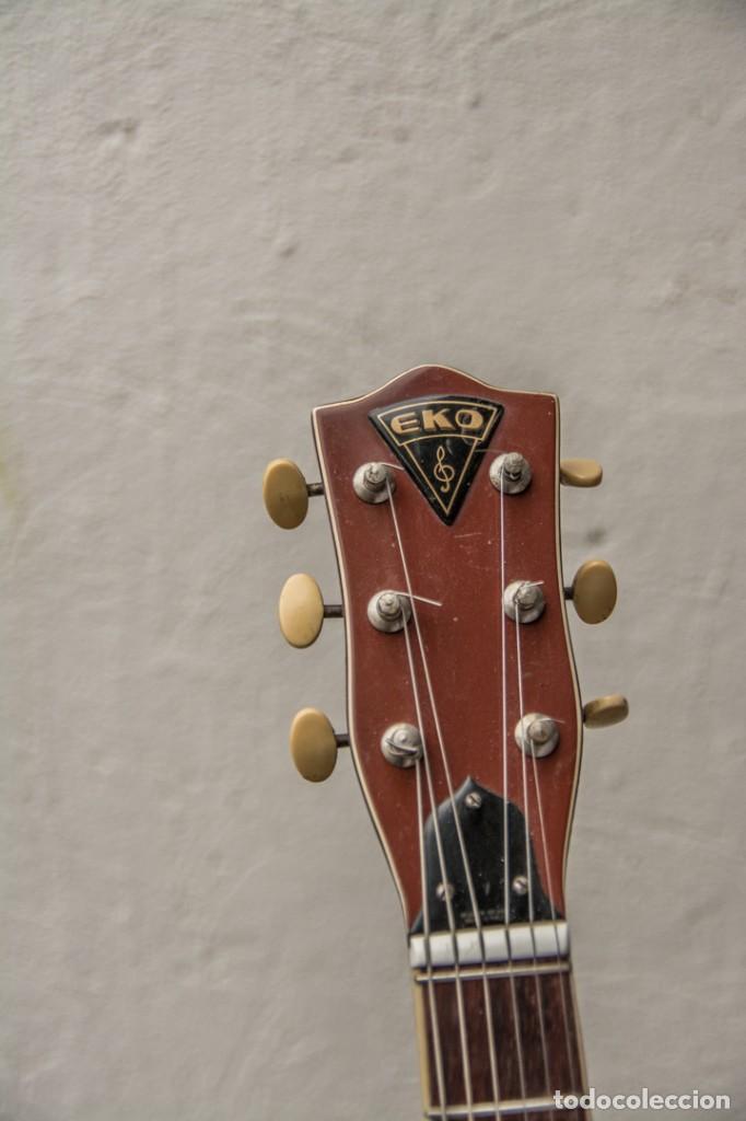 Instrumentos musicales: guitarra EKO - Foto 7 - 219887833