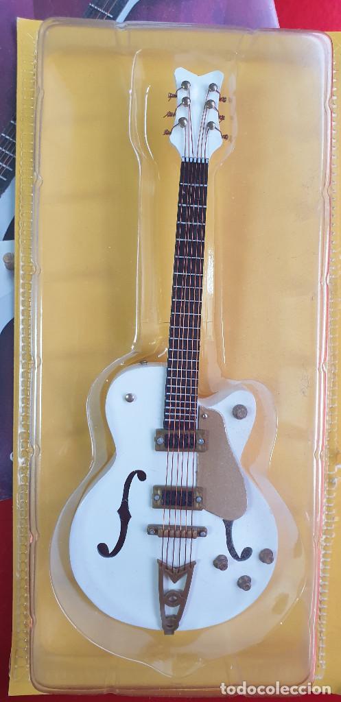 Instrumentos musicales: GUITARRA-COLECCIONISTA-NEIL YOUNG-TAMAÑO-VER FOTOS-COLECCIONABLE-SALVAT-CLASICO-CON FASCICULO - Foto 5 - 219960802