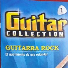 Instrumentos musicales: GUITARRA-COLECCIONISTA-JIMI HENDRIX-TAMAÑO-VER FOTOS-COLECCIONABLE-SALVAT-CLASICO-CON FASCICULO. Lote 219960978