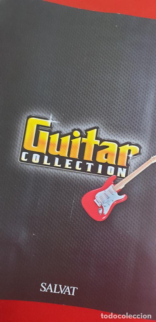 Instrumentos musicales: GUITARRA-COLECCIONISTA-JIMI HENDRIX-TAMAÑO-VER FOTOS-COLECCIONABLE-SALVAT-CLASICO-CON FASCICULO - Foto 13 - 219960978