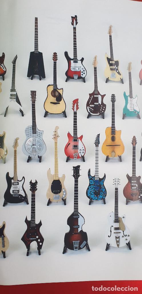 Instrumentos musicales: GUITARRA-COLECCIONISTA-JIMI HENDRIX-TAMAÑO-VER FOTOS-COLECCIONABLE-SALVAT-CLASICO-CON FASCICULO - Foto 14 - 219960978