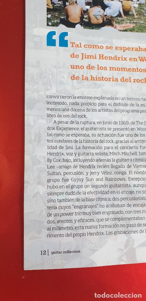 Instrumentos musicales: GUITARRA-COLECCIONISTA-JIMI HENDRIX-TAMAÑO-VER FOTOS-COLECCIONABLE-SALVAT-CLASICO-CON FASCICULO - Foto 16 - 219960978