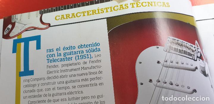 Instrumentos musicales: GUITARRA-COLECCIONISTA-JIMI HENDRIX-TAMAÑO-VER FOTOS-COLECCIONABLE-SALVAT-CLASICO-CON FASCICULO - Foto 17 - 219960978