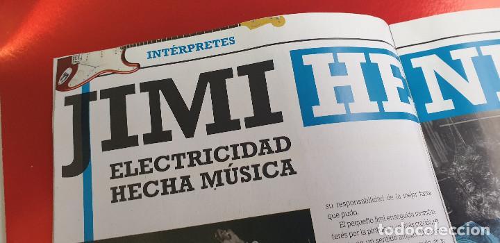 Instrumentos musicales: GUITARRA-COLECCIONISTA-JIMI HENDRIX-TAMAÑO-VER FOTOS-COLECCIONABLE-SALVAT-CLASICO-CON FASCICULO - Foto 18 - 219960978