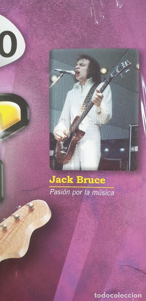 Instrumentos musicales: GUITARRA-COLECCIONISTA-JACK BRUCE-TAMAÑO-VER FOTOS-COLECCIONABLE-SALVAT-CLASICO-CON FASCICULO - Foto 2 - 219961616
