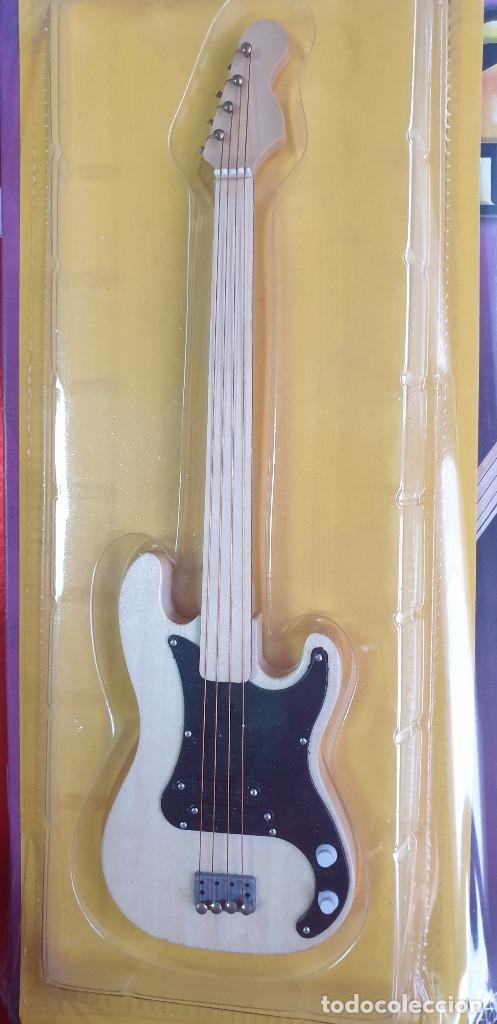 Instrumentos musicales: GUITARRA-COLECCIONISTA-JACK BRUCE-TAMAÑO-VER FOTOS-COLECCIONABLE-SALVAT-CLASICO-CON FASCICULO - Foto 6 - 219961616