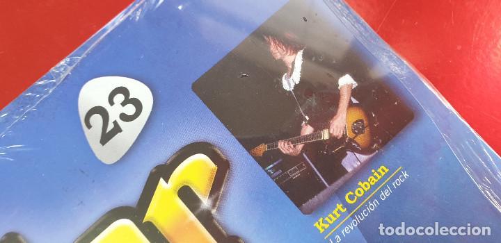 Instrumentos musicales: GUITARRA-COLECCIONISTA-KURT COBAIN-TAMAÑO-VER FOTOS-COLECCIONABLE-SALVAT-CLASICO-CON FASCICULO - Foto 9 - 219962707
