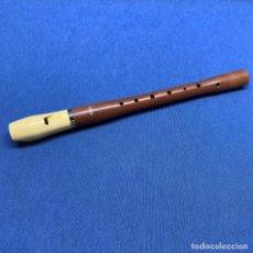 Instrumentos musicales: ANTIGUA FLAUTA DULCE HOHNER AÑOS 60. Lote 220095380