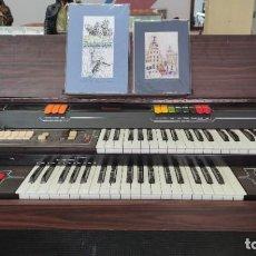 Instrumentos musicales: ÓRGANO ELÉCTRICO BONTEMPI. Lote 220188598