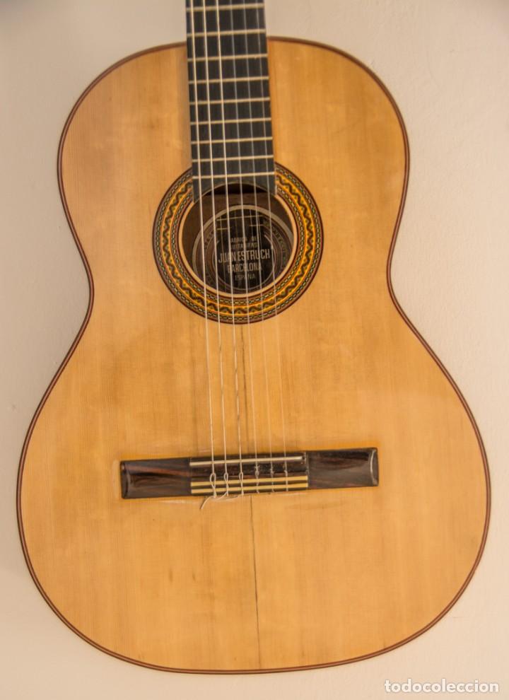 Instrumentos musicales: 2 guitarras estruch - Foto 4 - 220189557