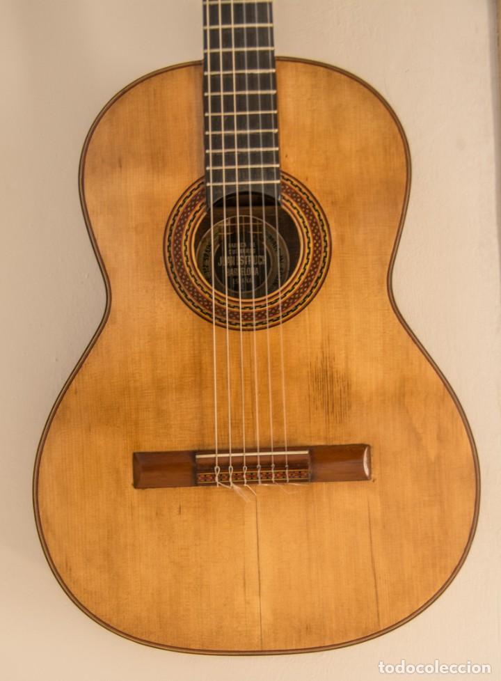 Instrumentos musicales: 2 guitarras estruch - Foto 13 - 220189557