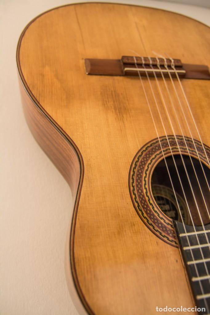 Instrumentos musicales: 2 guitarras estruch - Foto 14 - 220189557