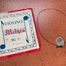 Instrumentos musicales: ANTIGUA CUERDA DE VIOLIN SIN ESTRENAR. Lote 220244347