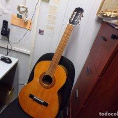 Instrumentos musicales: GUITARRA ESPAÑOLA MADE SPAIN MARCA SEGOVIA. Lote 220460255