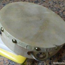 Instrumentos musicales: PANDERETA CLÁSICA 17 X 3,8 CM. Lote 220624985