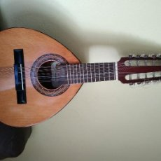 Instrumentos musicales: BANDURRIA PRUDENCIO SÁEZ MOD 13. Lote 220658315