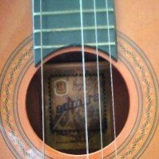 Instrumentos musicales: GUITARRA ADMIRA MODELO SONIA. Lote 220684446