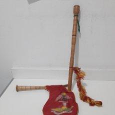 Instrumentos musicales: GAITA RECUERDO SANTIAGO DE COMPOSTELA. Lote 220686845