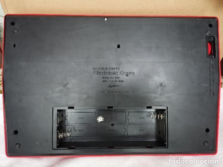 Instrumentos musicales: rareza coleccionistas antiguo Organo piano electronico HERALD años 80 Tipo Casio no Casiotone - Foto 4 - 220727791