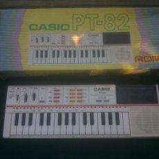 Instrumentos musicales: TECLADO CASIO PT-82 PT82. Lote 220777150
