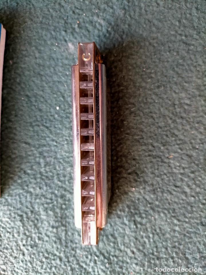 Instrumentos musicales: ARMÓNICA MARCA SONORA C - Foto 4 - 220949353