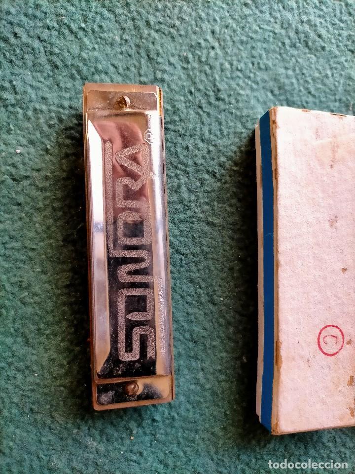 Instrumentos musicales: ARMÓNICA MARCA SONORA C - Foto 2 - 220949353