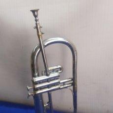 Instrumentos musicales: ANTIGUA TROMPETA CUESNON SIGLOXIX. Lote 220954567