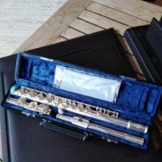 Instrumentos musicales: MARAVILLOSA FLAUTA DE PLATA SAMKO EN PERFECTÍSIMO ESTADO POR TAN SÓLO QUINIENTOS EUROS. Lote 221097266
