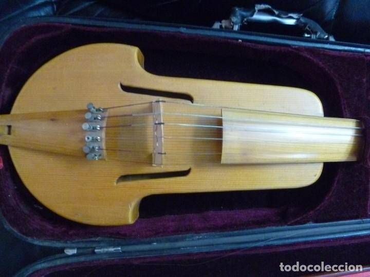 Instrumentos musicales: viola da gamba alemana soprano - Foto 2 - 221107855