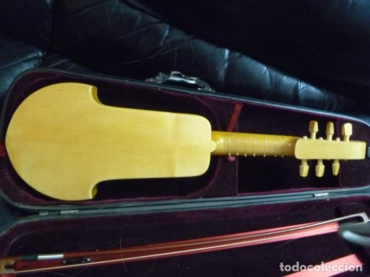 Instrumentos musicales: viola da gamba alemana soprano - Foto 5 - 221107855