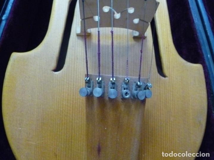 Instrumentos musicales: viola da gamba alemana soprano - Foto 6 - 221107855