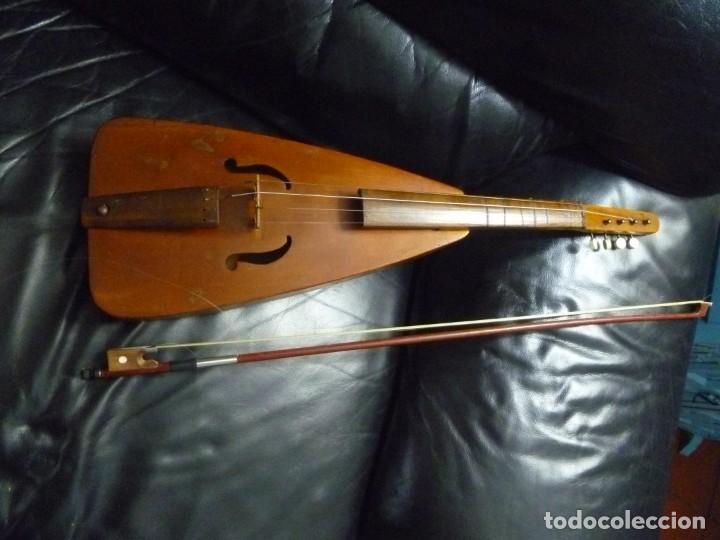 FIDEL SOPRANO ALEMÁN DEL 56 RENATE SCHMIDT (Música - Instrumentos Musicales - Cuerda Antiguos)