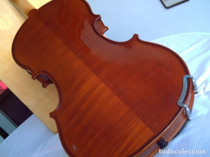 Instrumentos musicales: Violín 3/4 (56 cms.), con arco y estuche. En perfecto estado. - Foto 3 - 221304108