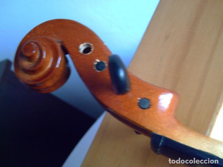 Instrumentos musicales: Violín 3/4 (56 cms.), con arco y estuche. En perfecto estado. - Foto 4 - 221304108